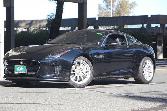 New 2020 Jaguar F Type P300 With Navigation